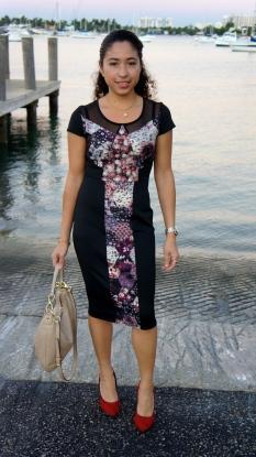 Target Midi Dress