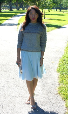 Skirt: Arden B// Purchased at Goodwill